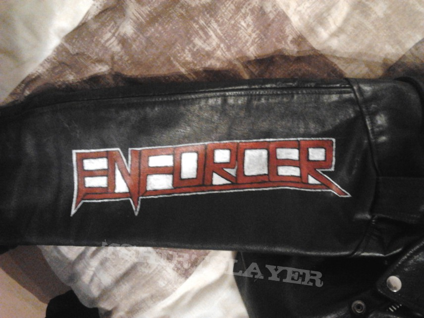 My painted leather #2