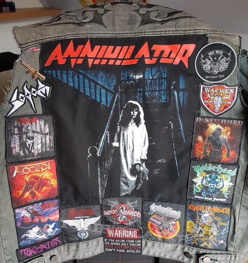 My unfinished Jacket