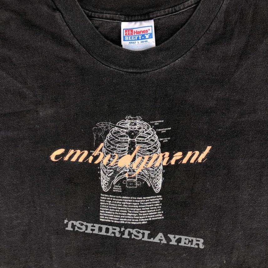 Embodyment- Ribcage Shirt
