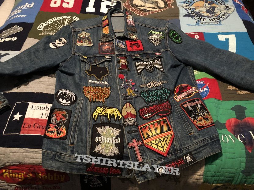 The final iteration of my first jacket