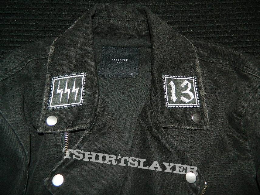 Watain Battle Jacket
