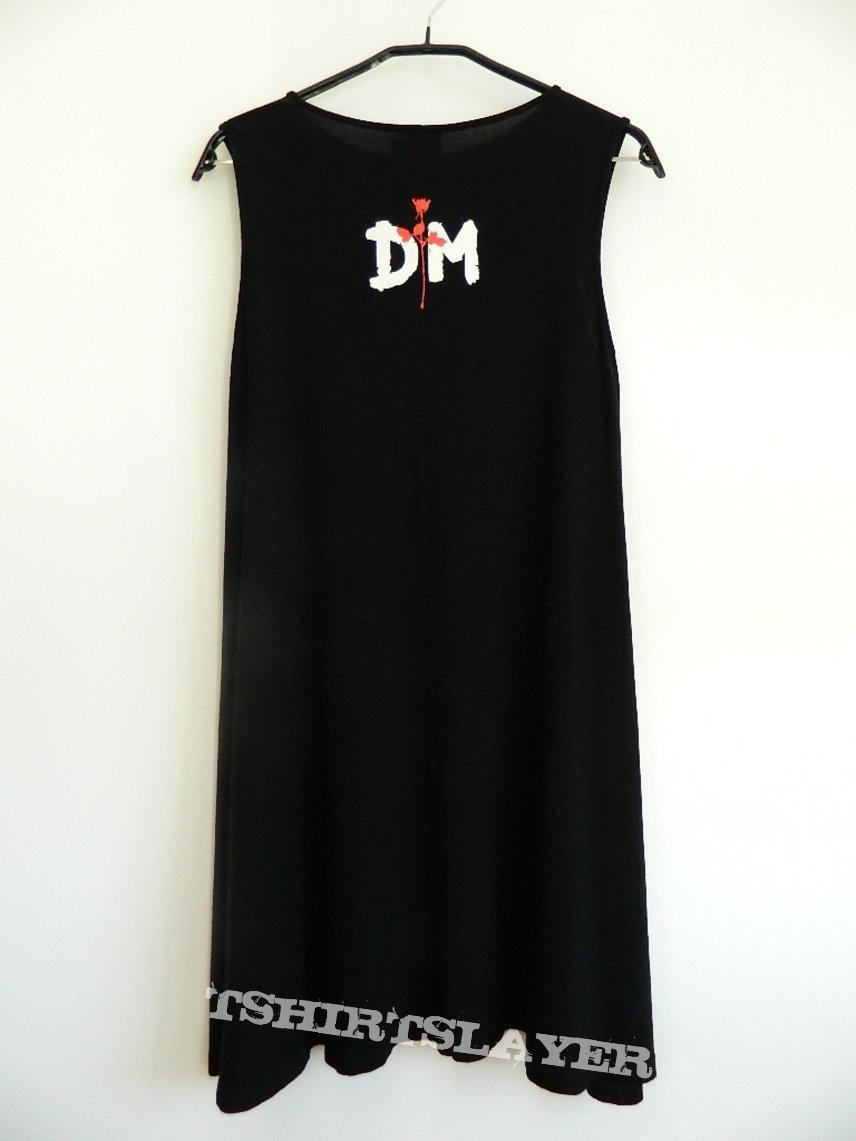 Depeche Mode Violator - hand painted tunic