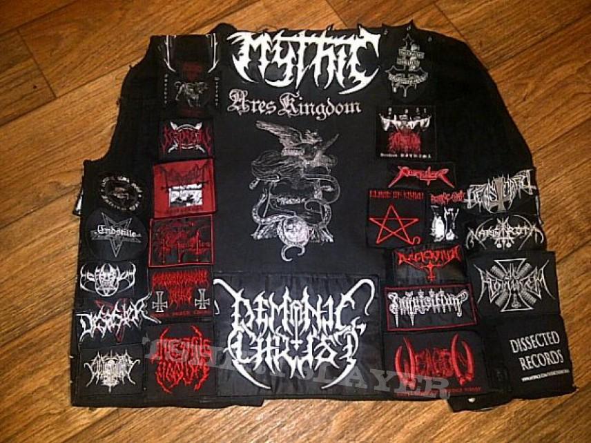 Battle Jacket - Grimslath's Grim Kutte