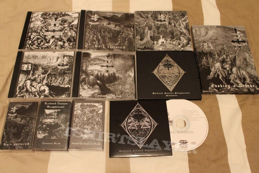 Darkened Nocturn Slaughtercult collection