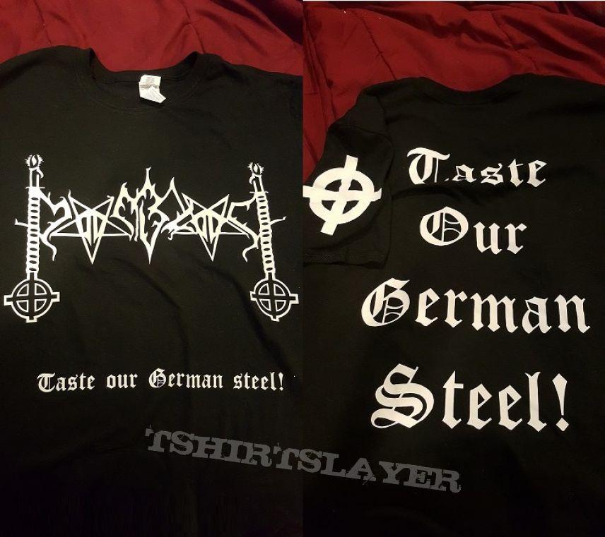 Moonblood - Taste Our German Steel!