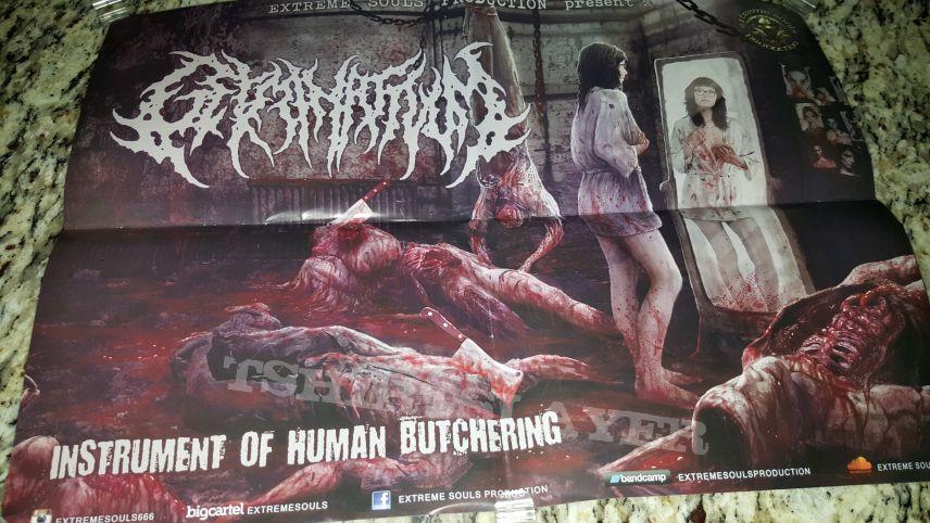 Germinativum - Instrument of Human Butchering POSTER