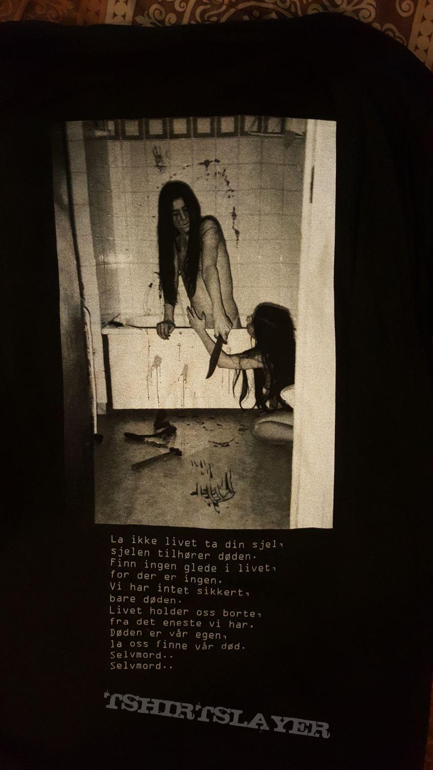 Vond - Selvmord