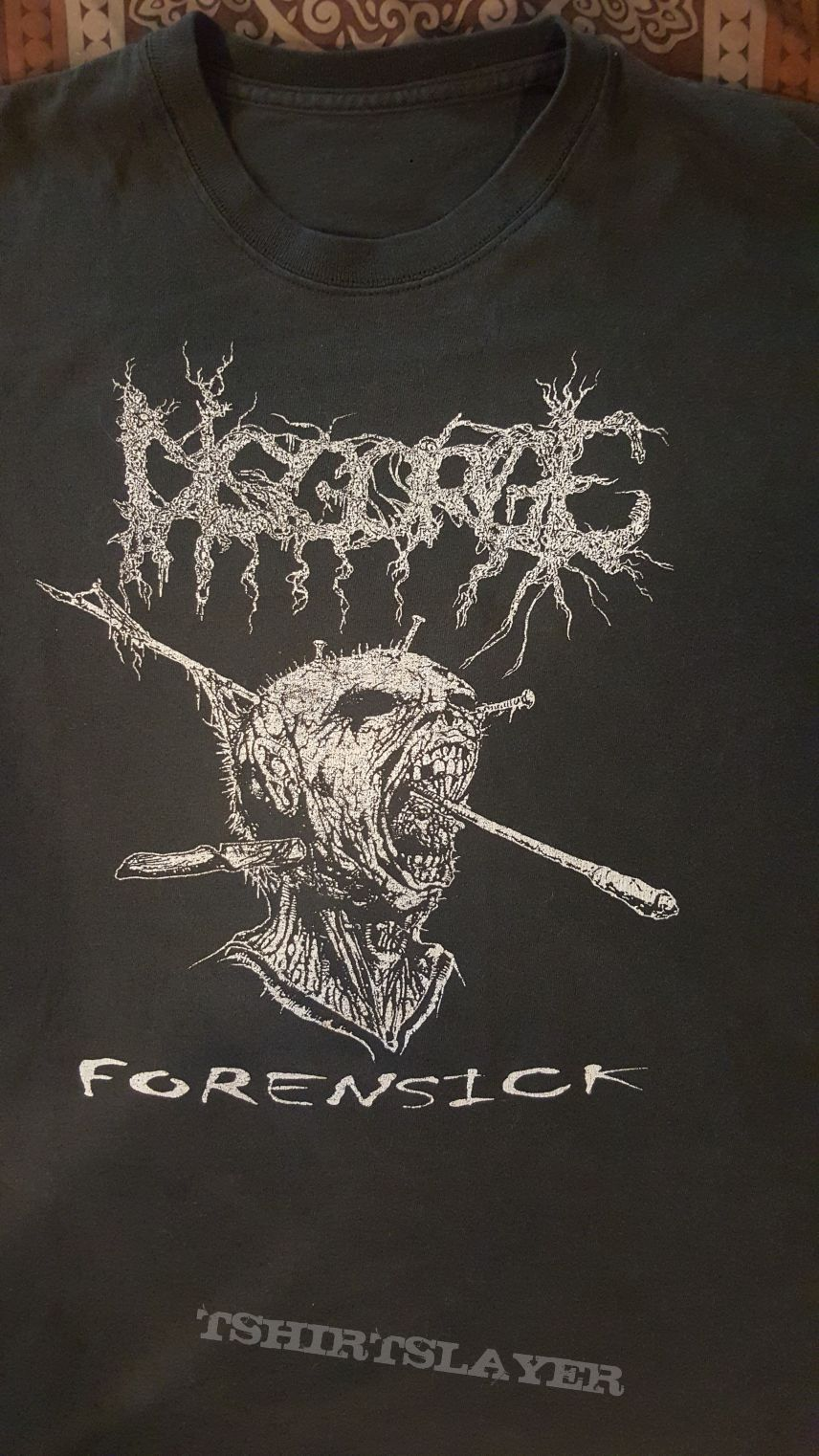 Disgorge - Forensick