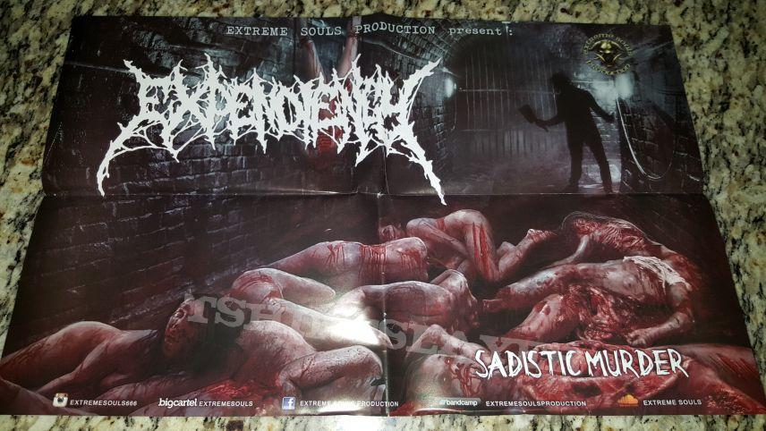 Expendiency - Sadistic Murder POSTER