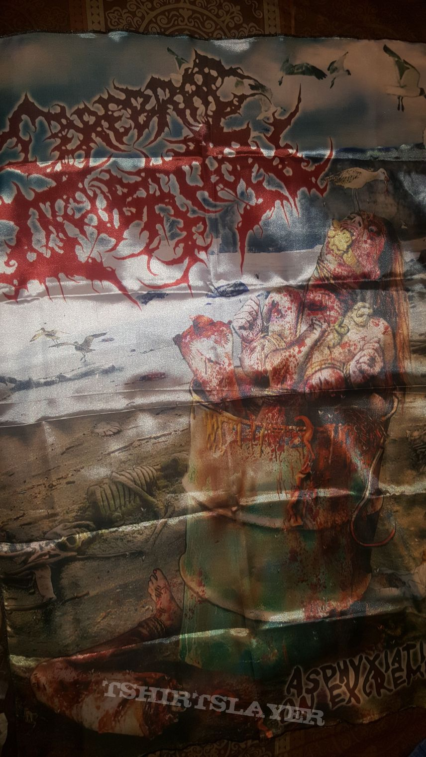 Cerebral Incubation - Asphyxiating on Excrement FLAG
