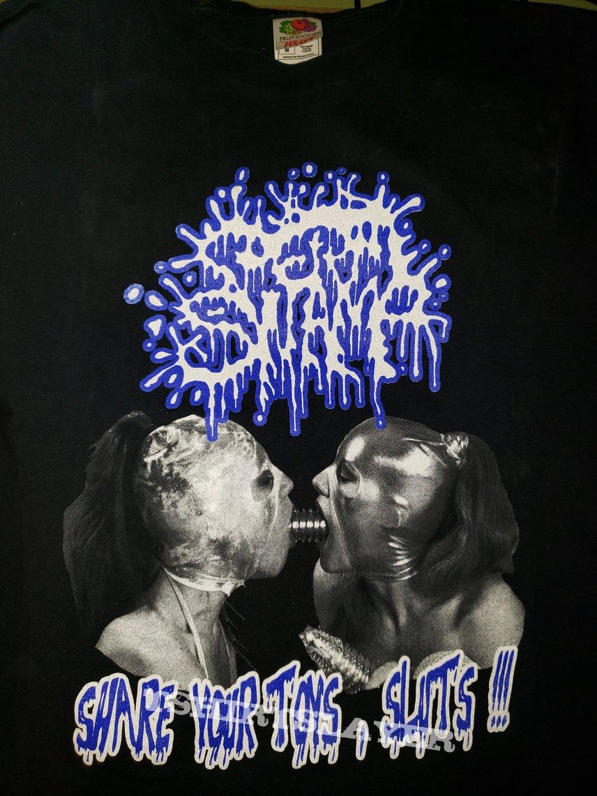 Spermswamp - Share Your Toys, Sluts