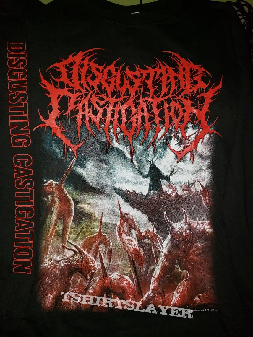 Disgusting Castigation - Perpetual Carve on Manifest Torture