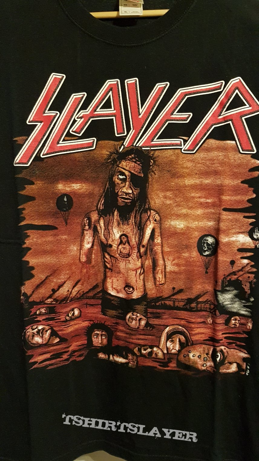 Slayer Christ Illusion TS