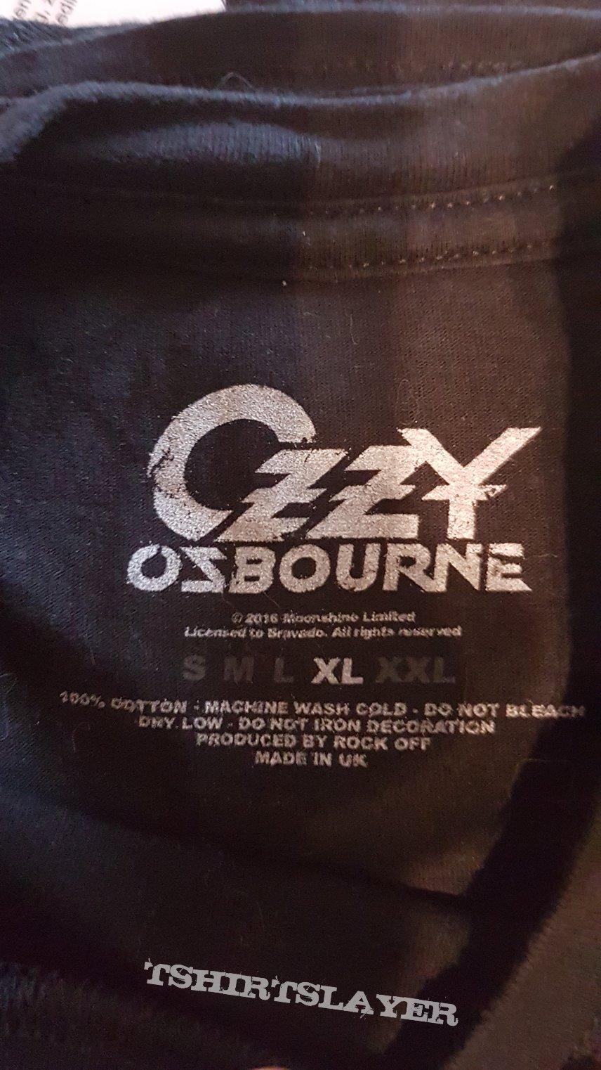 Ozzy Ozbourne Ultimate Sin TS