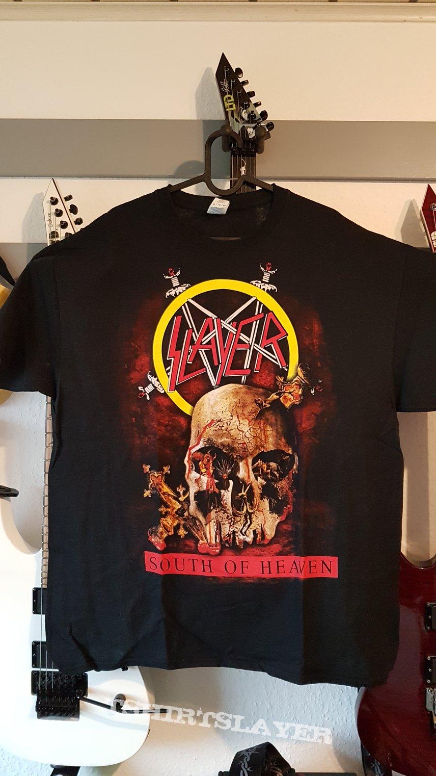 Slayer South of Heaven TS