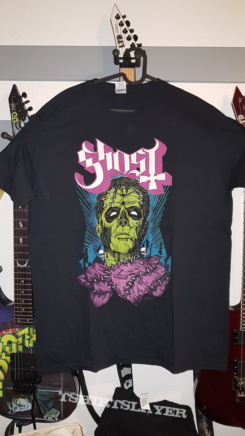 Ghost Frankenstein TS