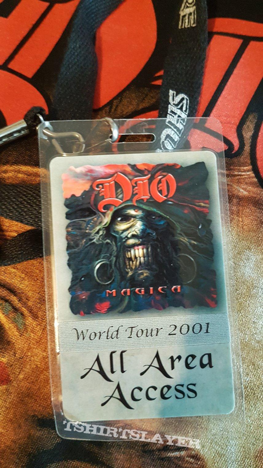 Dio Magica Tour TS