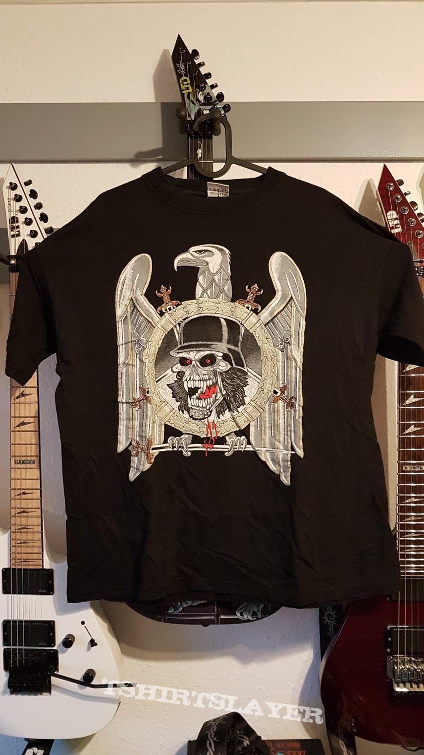 Slayer Eagle/Soldier Tourshirt'92 TS