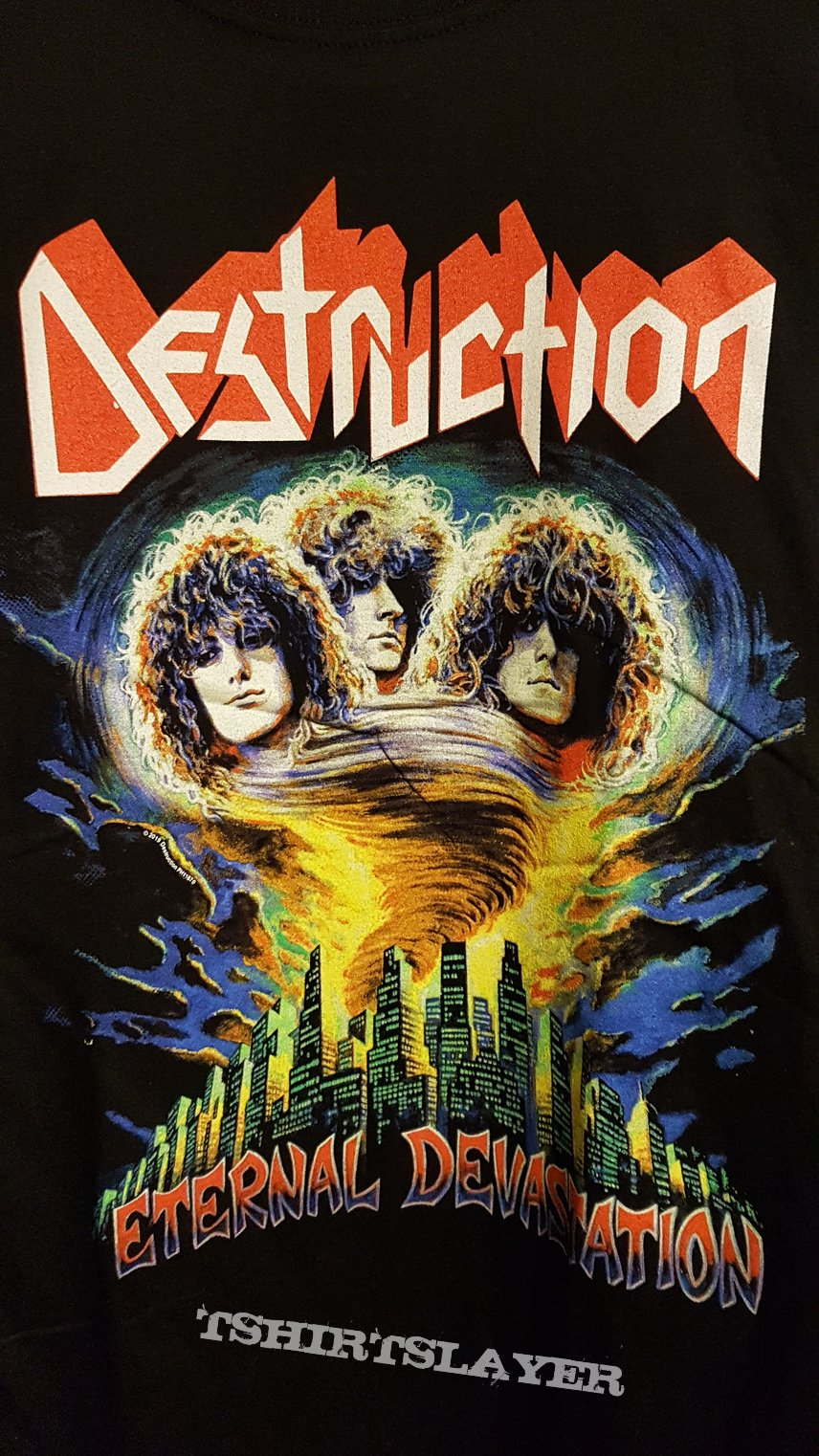 Destruction Eternal Devastation TS