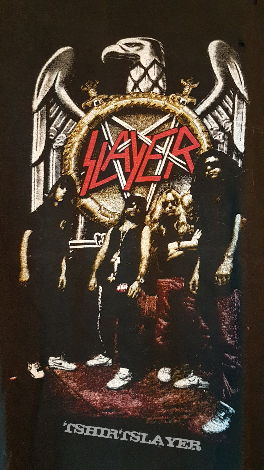 Slayer Dedicated of Aggression Promo TS