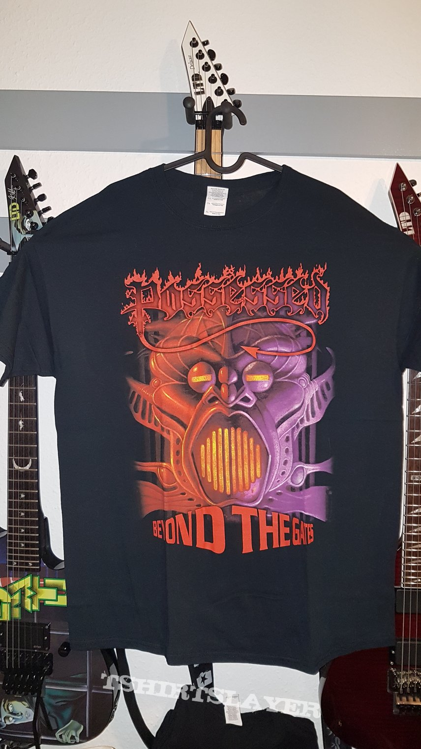 Possessed Beyond the Gates TS