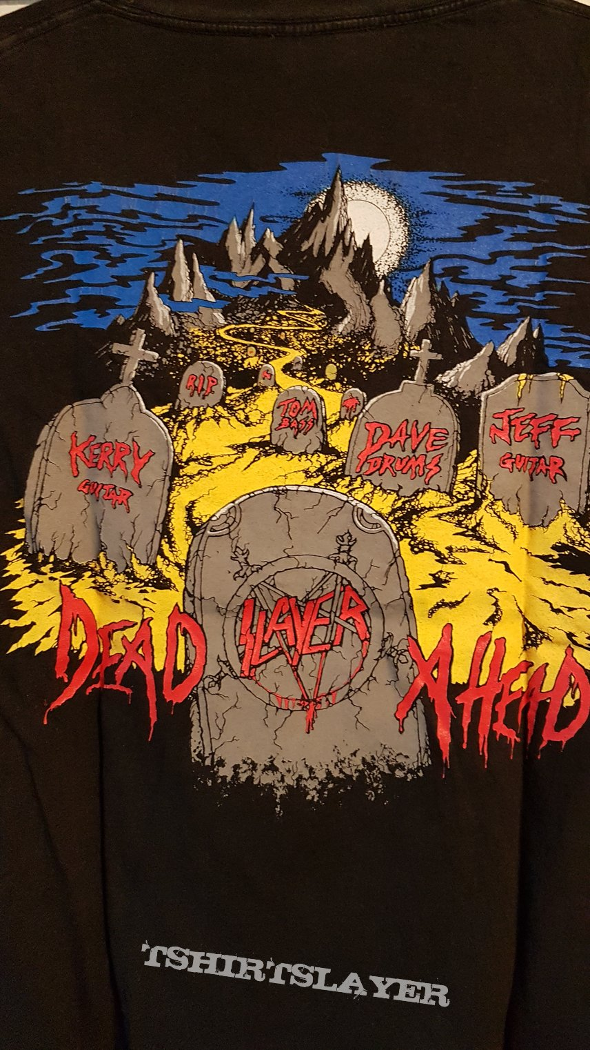 Slayer Live Undead 91 TS