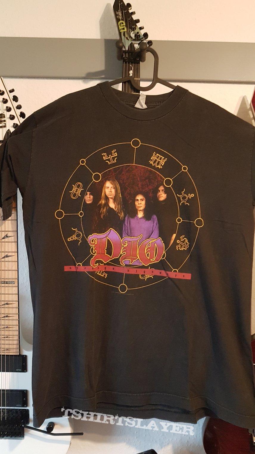 Dio Strange Highway Tour 93 TS