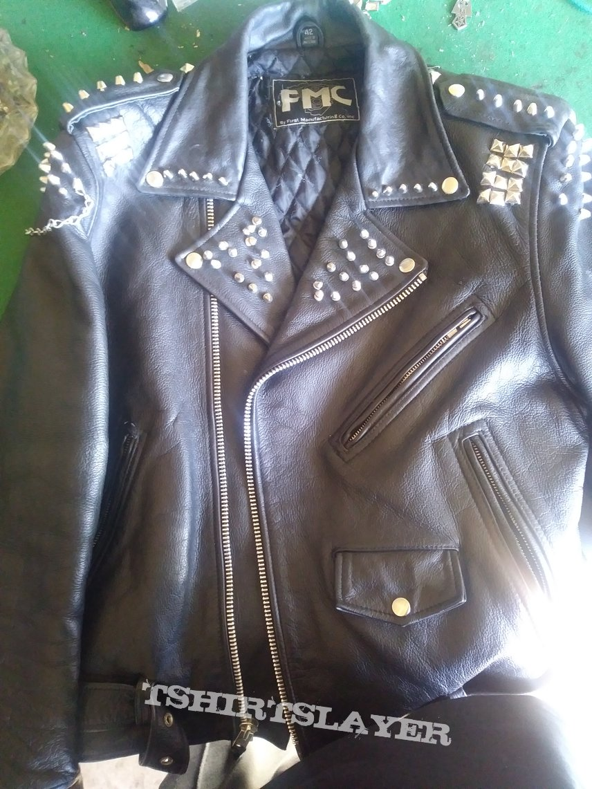 Crusty Leather Battle Armour of Doom
