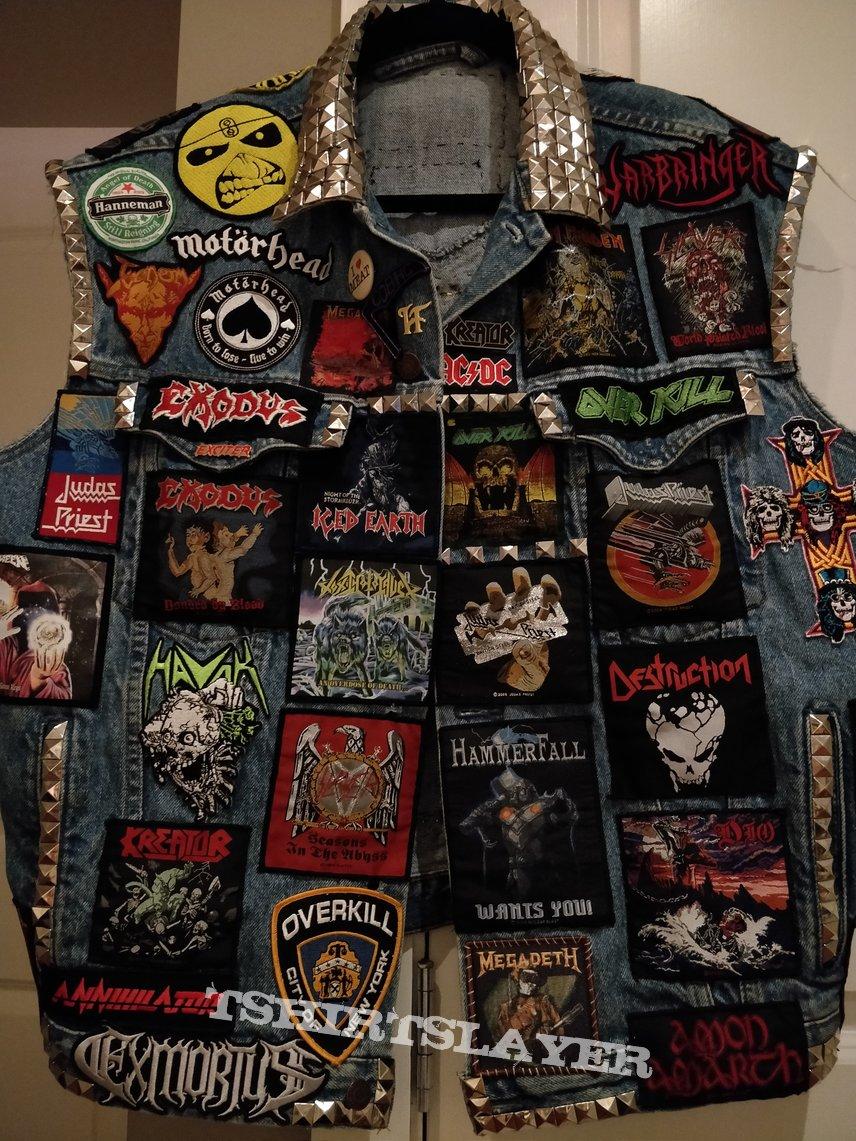 First Battle Jacket \m/