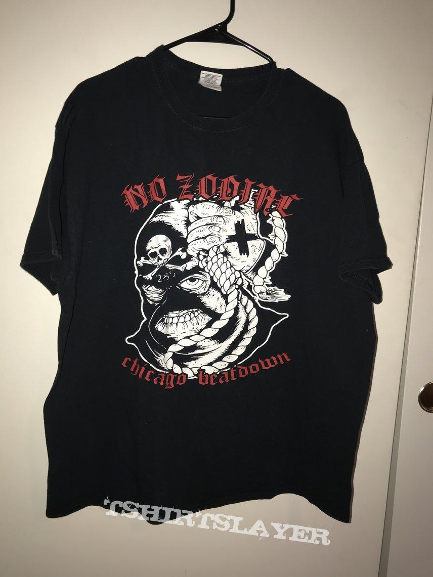 "No Zodiac ""Chicago Beatdown"" T-Shirt"