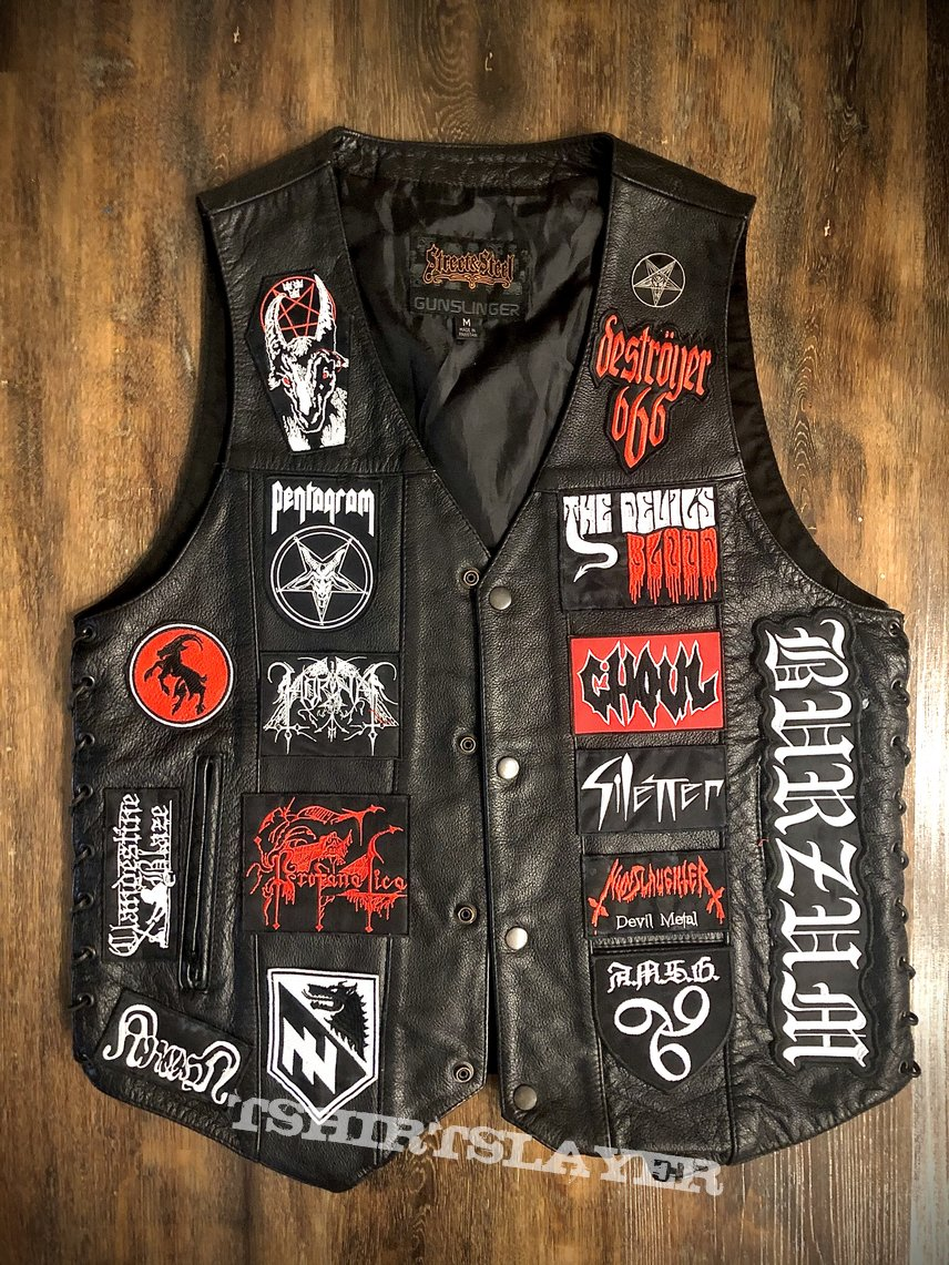 The Metal Leather