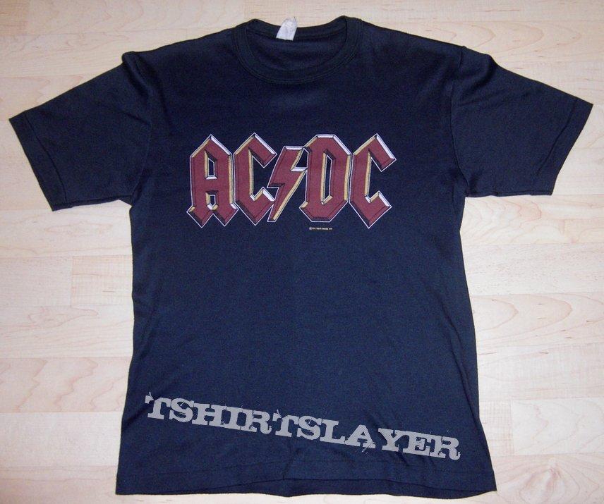 AC/DC Australian Tour 1981