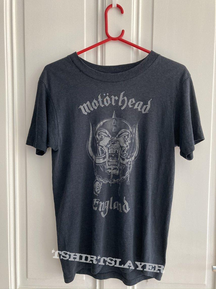 Motörhead European Tour 1981