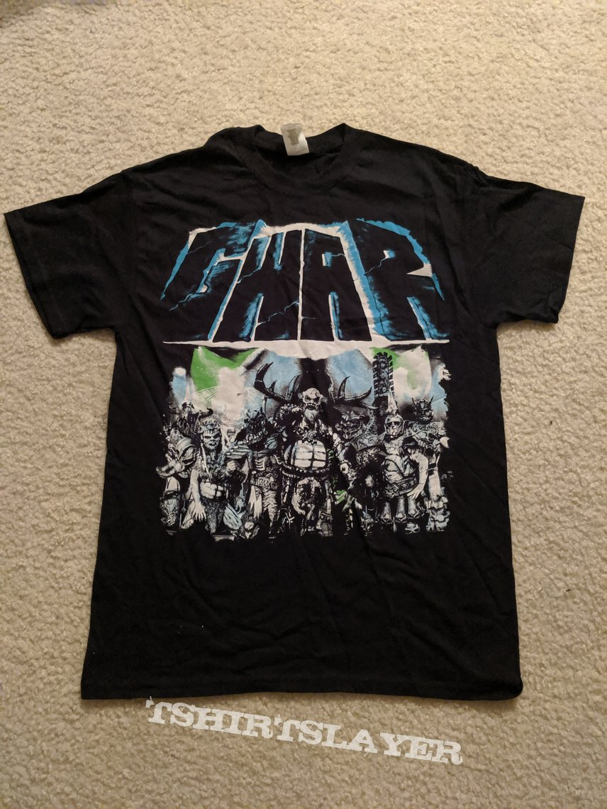 GWAR - Use Your Collusion tour 2019