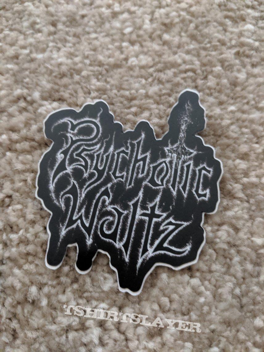 Psychotic Waltz sticker