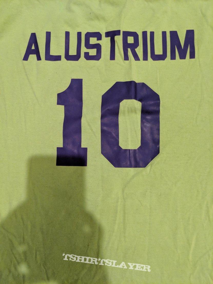 Alustrium - Upper Moreland High School Earth Day 2010 event shirt