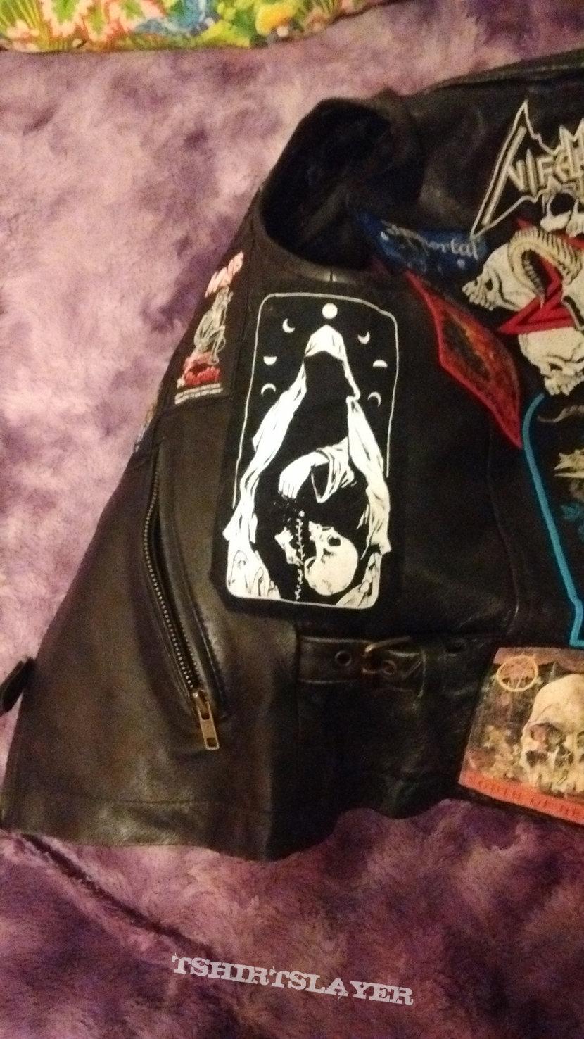 Jacket #1 semi Slayer & Misfits tribute