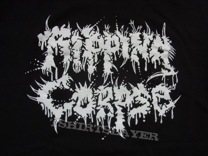 Ripping Corpse-Dreaming with the Dead shirt