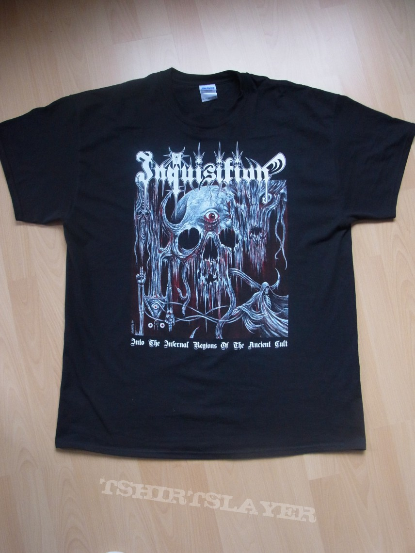 Inquisition-Into the infernal regions of the ancient cult