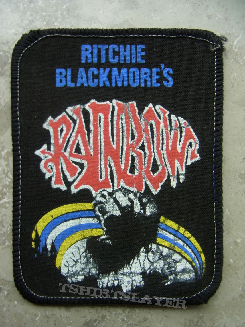 Rainbow/Ritchie Blackmore´s patch