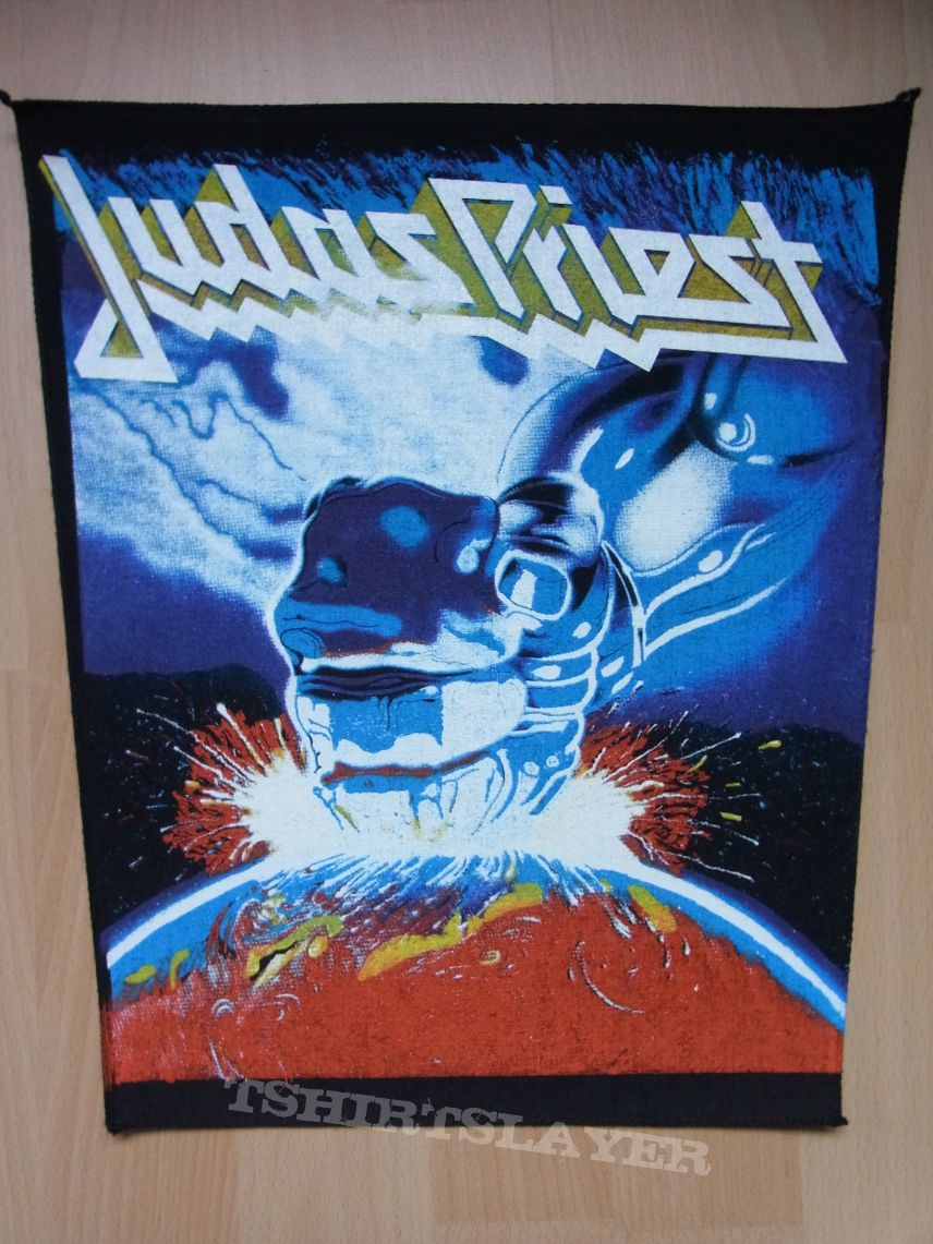 Judas Priest-Ram it down,BP