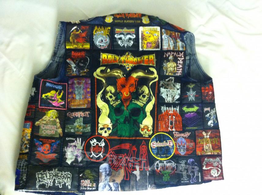 Battle Jacket - The Fourth Offensive-my Kutte/Battle Jacket