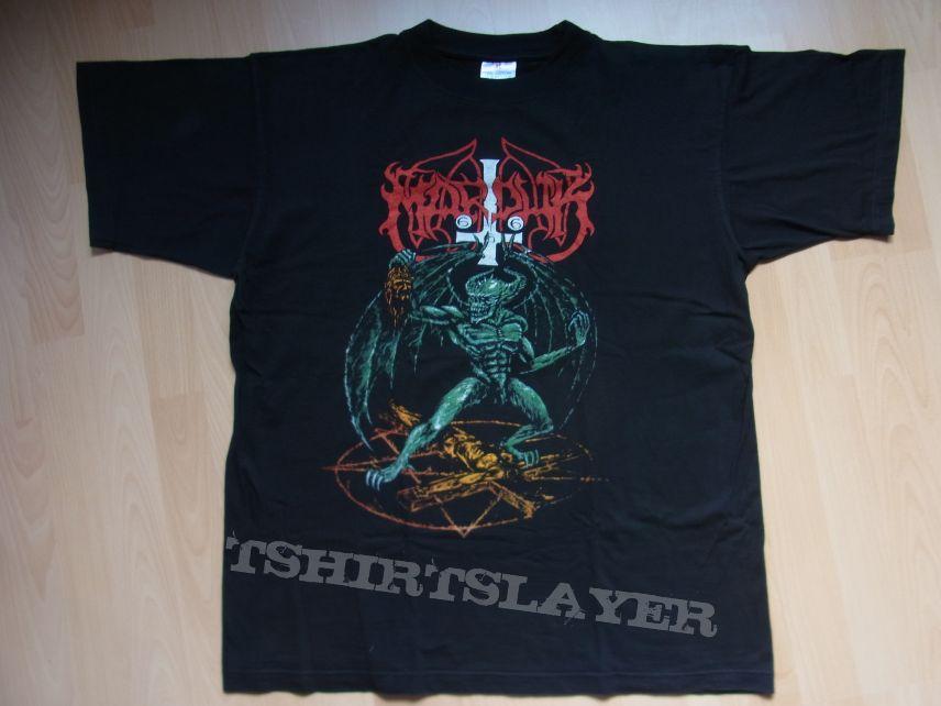 Marduk-Slay the Nazarene,original shirt,1998
