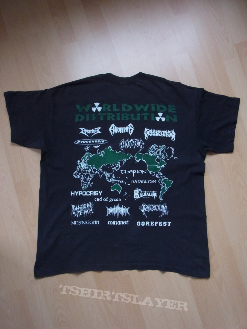 Nuclear Blast-Old Distribution Shirt