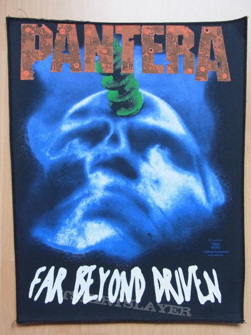 Pantera Far Beyond Drivenofficial Bp1994 Tshirtslayer Tshirt And