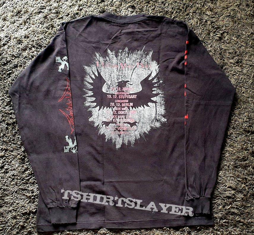 Dismember- I Wish You Hell, original Tour LS,1991
