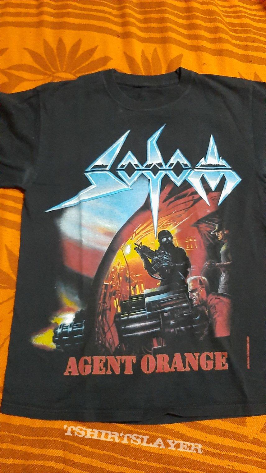 Sodom -Agent Orange 2004 Small