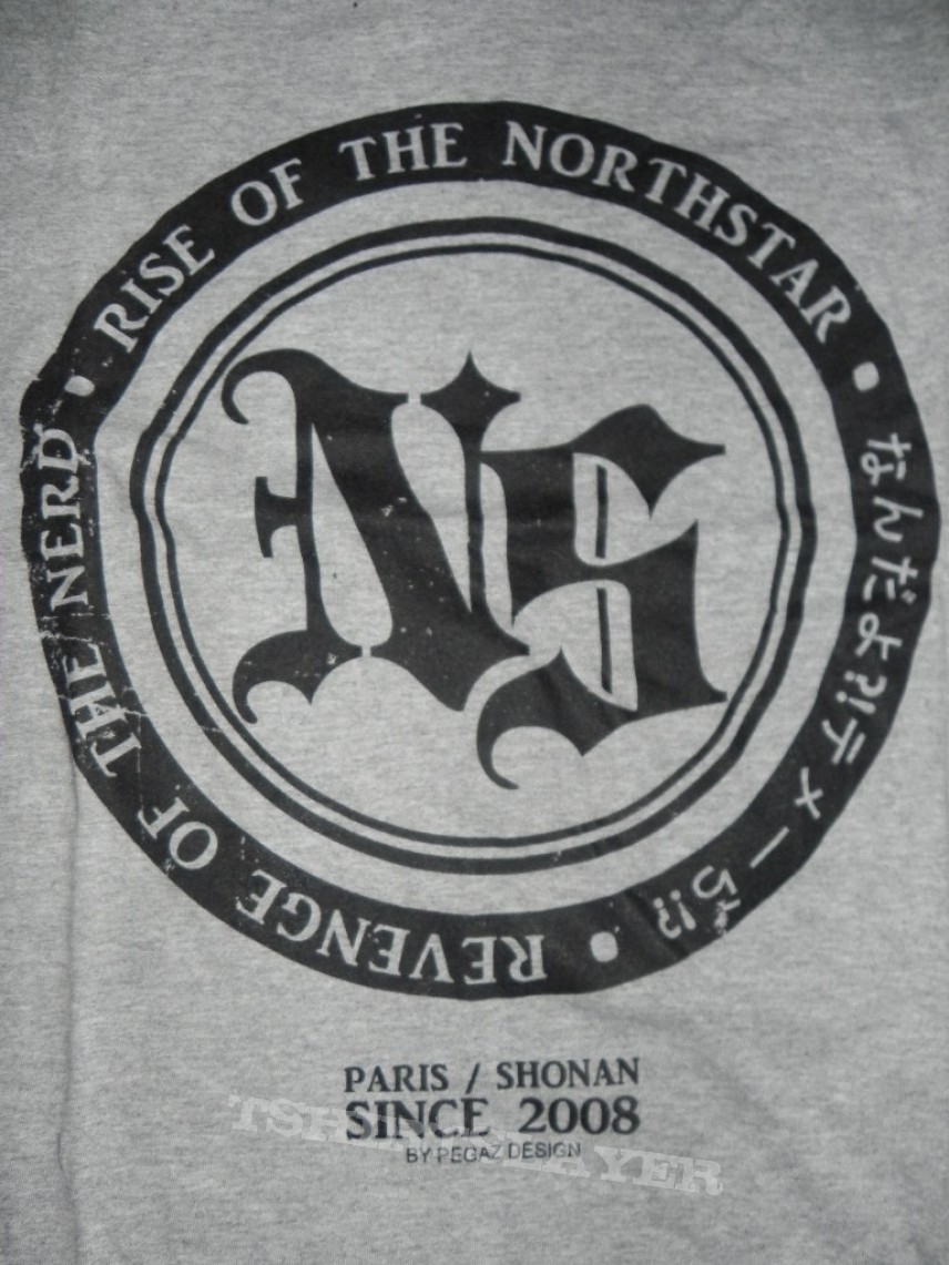TShirt or Longsleeve - Rise Of The Northstar - ROTN Revenge Of The Nerd