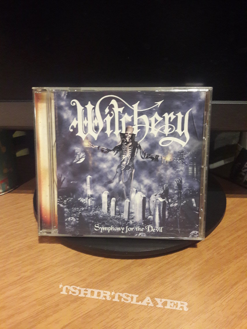Witchery – Symphony For The Devil