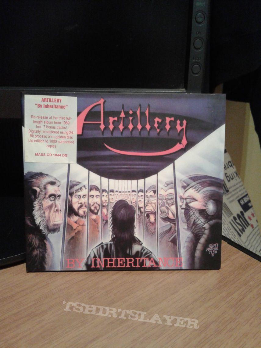 Artillery – By Inheritance